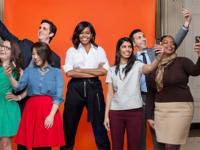 """奥巴马家里的""""情报员"""",美国第一夫人米歇尔是如何玩转社交媒体的?"""