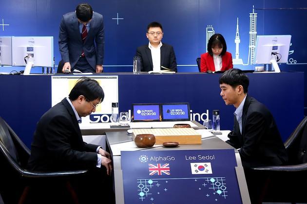 【围棋人机大战】AlphaGo 3比0战胜李世石,人工智能攻克围棋
