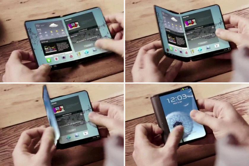 三星或于2017年推出可折叠手机,安卓能否以此打败iPhone-钛媒体官方网站