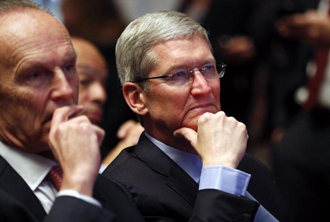 【钛晨报】苹果发布13年来最差业绩,盘后市值蒸发超400亿-钛媒体官方网站