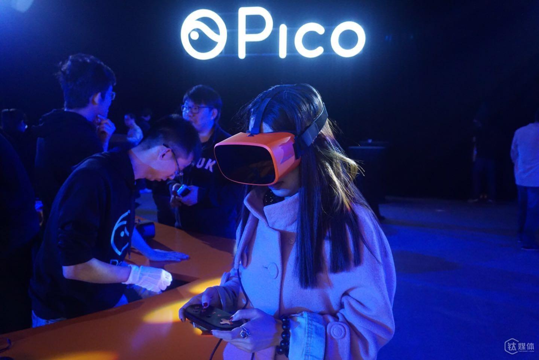 骁龙820的VR一体机都问世了,VR设备拼参数的时代还远么?-钛媒体官方网站