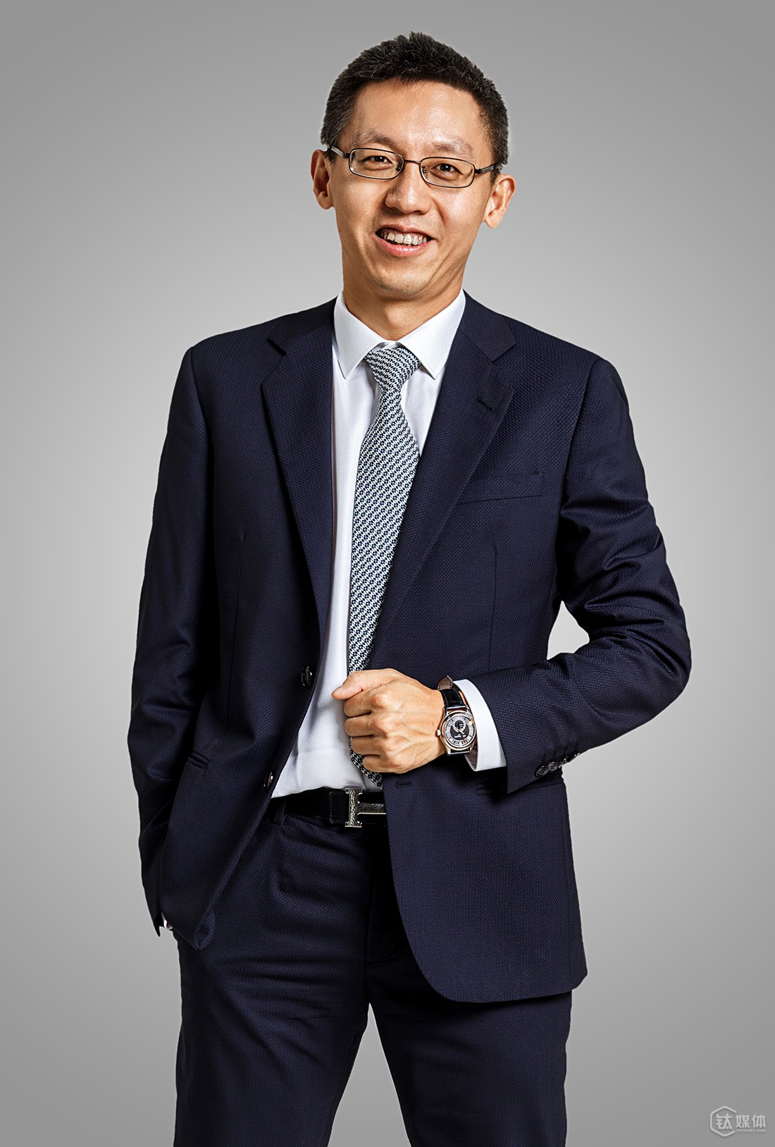 三七互娱总经理李逸飞