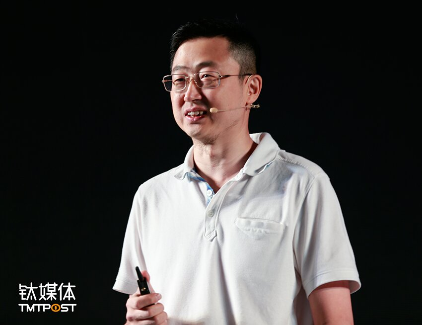 Huaiyu Li, the Co-founder and CEO of Whaley Technology