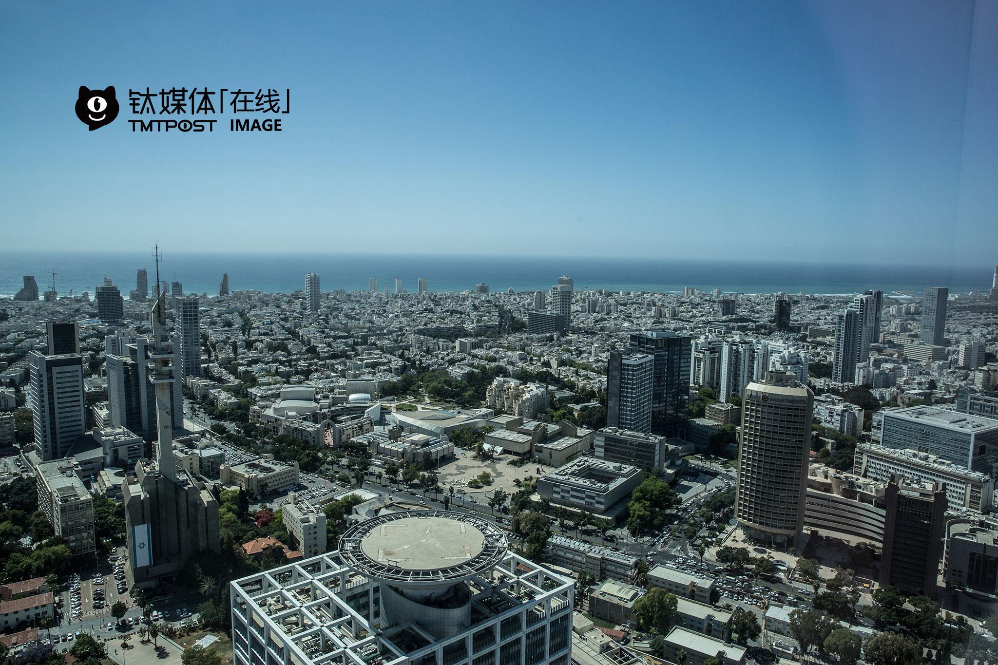 """位于地中海东岸的特拉维夫,是以色列第二大城市,也是以色列的经济中心,被称为以色列的""""硅谷""""。在特拉维夫,每平方公里有将近20家创业公司,城市人口的1/3年龄介于18-35岁。这里也被列为中东生活费用最昂贵的大城市之一。"""