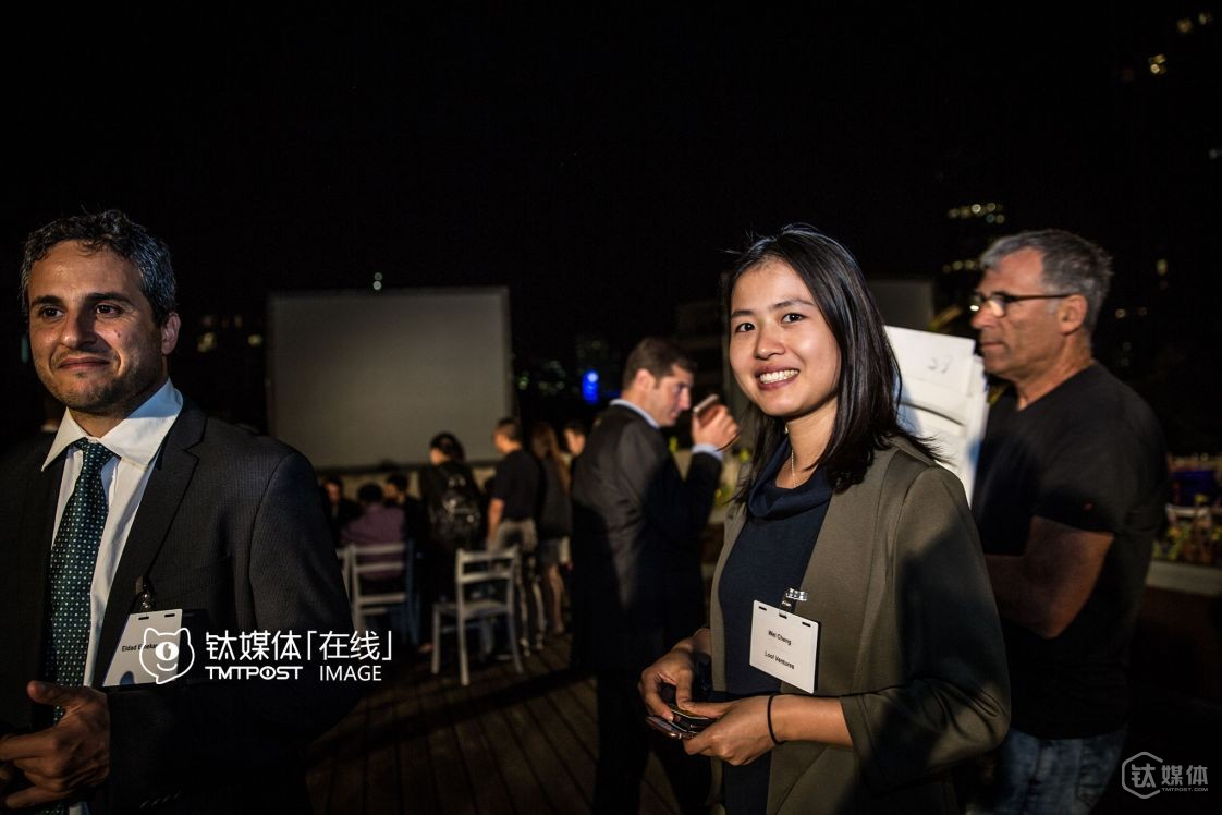 The person above in the picture is one of the few Chinese in Tel Aviv. After graduating from Tel Aviv University, Wei Chen joined an Israeli venture capital organization called Lool Ventures and became an investment manager. According to her, Israel's investment group was quite familiar with the recent development in high-tech circle and many of them were experts in the field. In addition, most local startups were primarily focused on life science, medicine and high-tech, and most leading entrepreneurs used to serve in the same troop, so they trusted each other a great deal. Moreover, most startups are focused on 2B business, since the Israeli market was too small. Generally, she evaluated two or three startup projects every day, and her primary focus lied in IoT, new media, TMT, digital finance, etc.