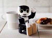 """夏普出了款机器人手机,可以和你""""坐着聊聊天"""""""