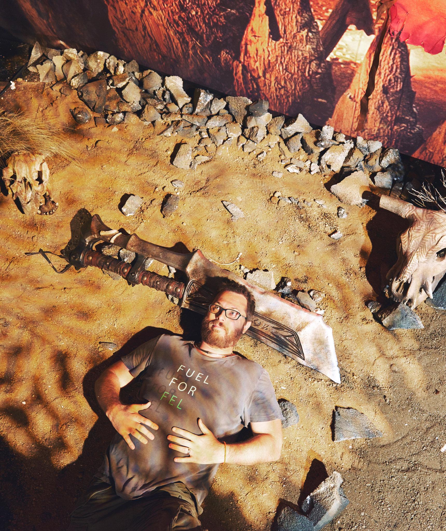 《魔兽》是琼斯目前为止指导得最艰辛的电影 来源:《纽约时报》, Jake Michaels