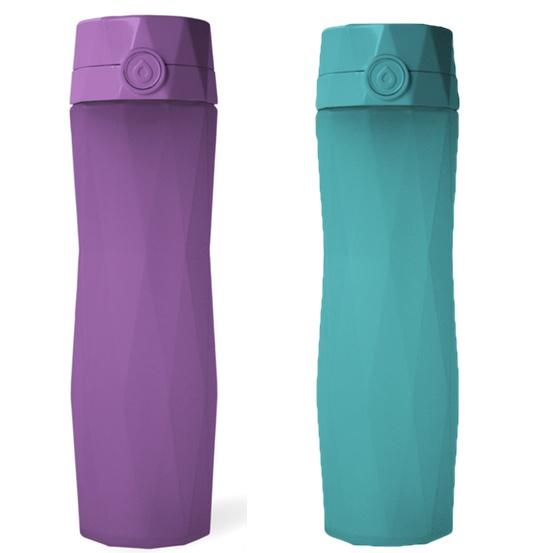 Hidrate Spark($55) 容量24盎司的智能水壶,随时提醒你补充水分。