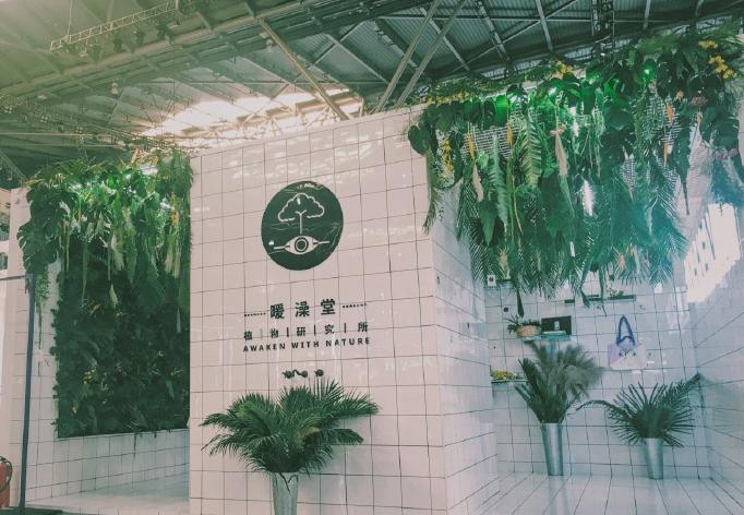 暖澡堂植物研究所