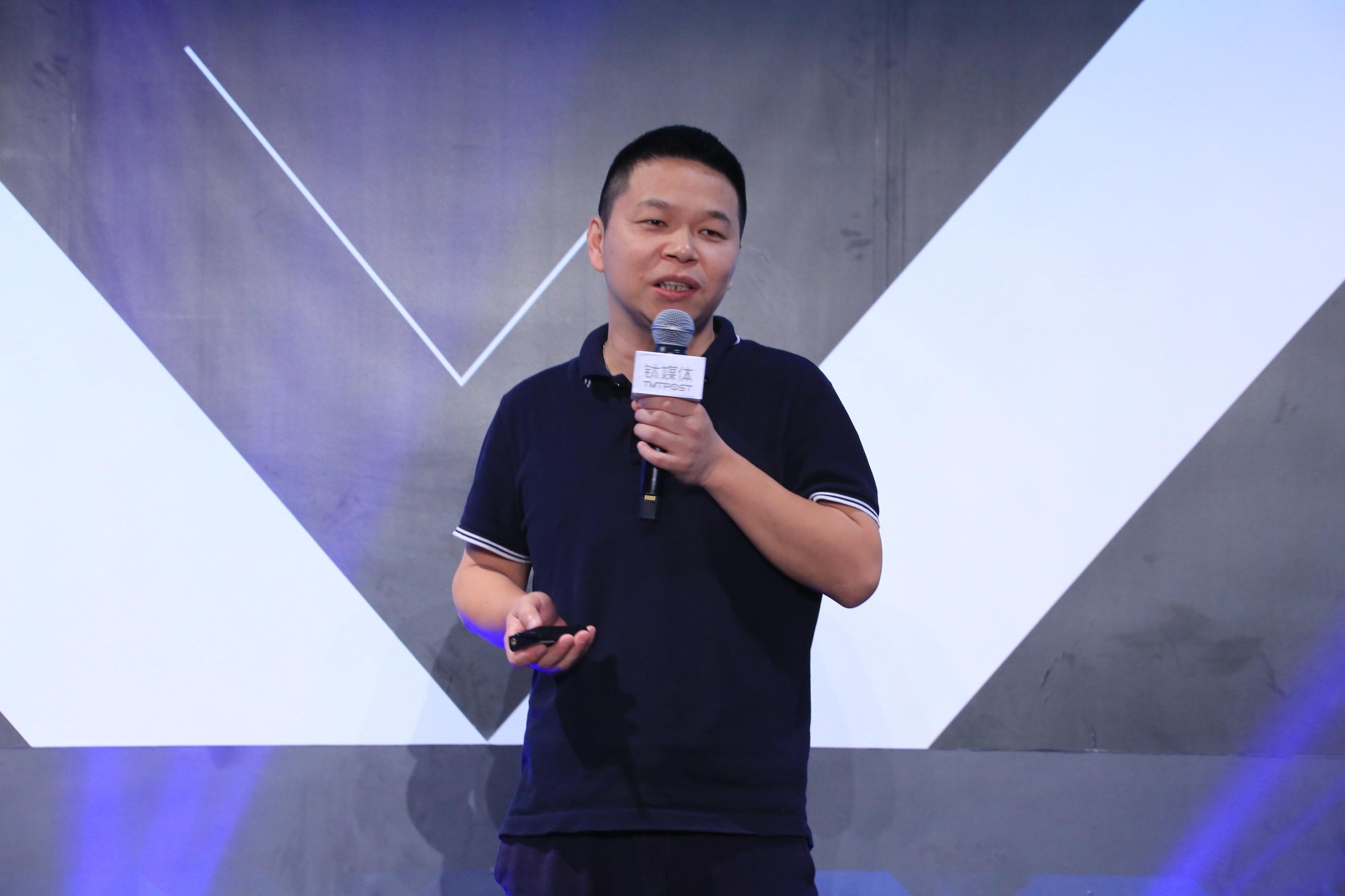 溢美CEO马洪亮