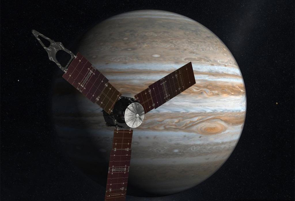 """上木星,3分钟看懂""""朱诺""""飞向木星这五年-钛媒体官方网站"""