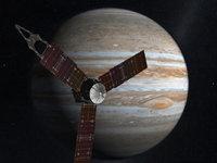 """上木星,3分钟看懂""""朱诺""""飞向木星这五年"""