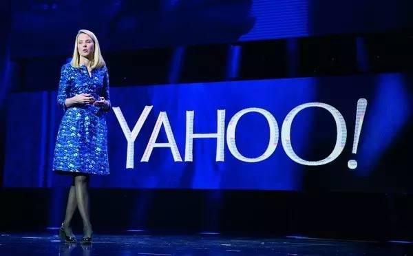 雅虎最后一任CEO玛丽莎·梅耶尔
