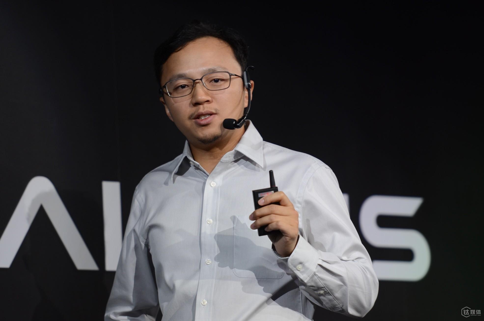 IDEALENS创始人、CEO 宋海涛