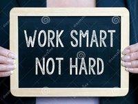 创业公司除了要勤奋工作外,更要懂得如何高效率的工作