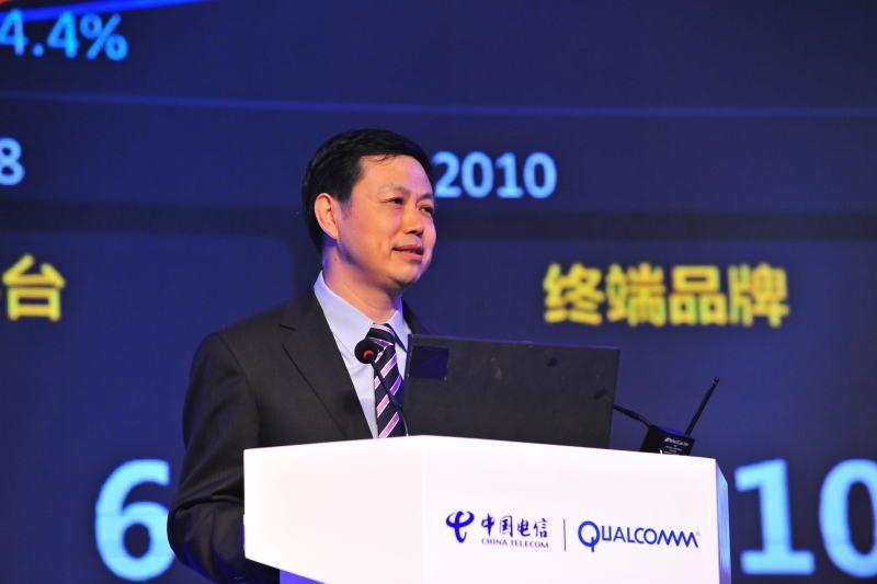 中国电信  杨杰  4G 漫游