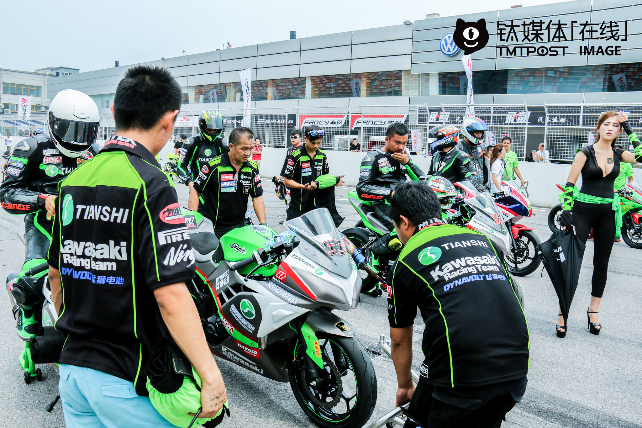 "On July, 16th, 2016, CMBC was held on Beijing Goldenport Circuit, and over 150 race motorcycle riders participated in the game. ""We raised over 9 million yuan sponsor fee for the game, but we still didn't make any profit,"" Zhang Lei, an organizer of the event, told TMTpost. Mr. Zhang organized such national games six to eight times every year, and was very optimistic about the future of race motorcycle market, believing that riding motorcycles is becoming increasingly popular among young Chinese riders, more and more race motorcycle circuits are built in many first and second-tier cities across China and both Chinese and foreign motorcycle makers are busy holding, promoting as well as sponsoring race motorcycle games."