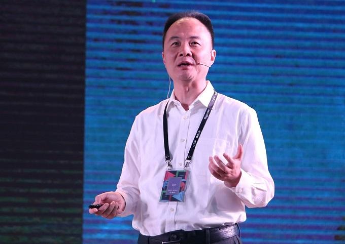 Li Hang, head of Huawei's Noah's Ark Lab