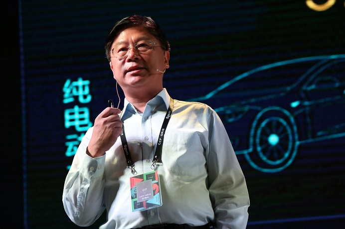 Wang Jin, senior vice president of Baidu, general manager of Baidu Automatice Driving Business Group