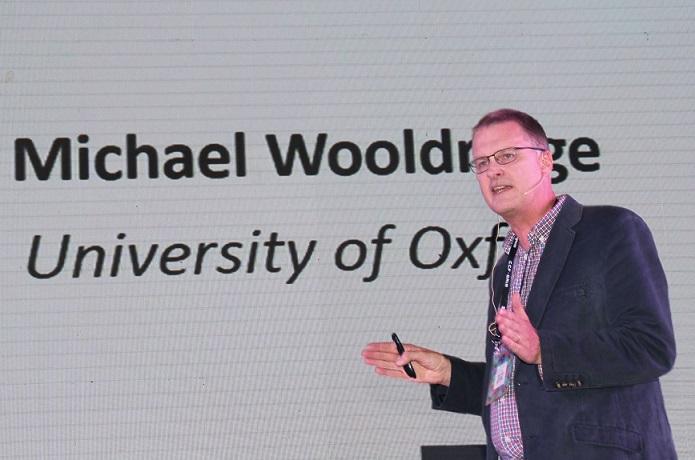 Michael Wooldridge, Dean of the Department of Computer Science, University of Oxford