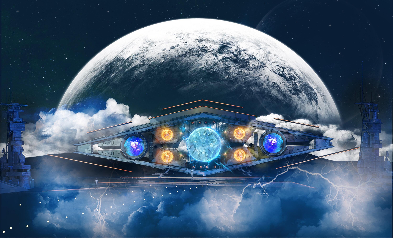 外太空-当黑科技遇上荷尔蒙,一股洪荒之力喷涌而出