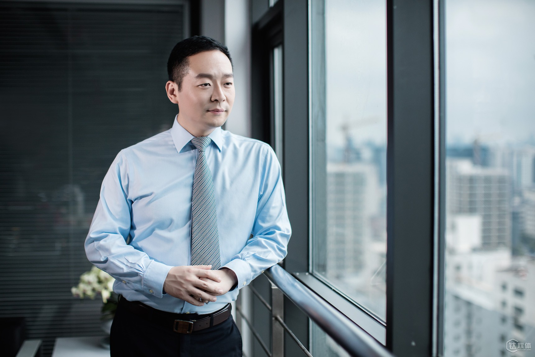 铜板街创始人、董事长兼CEO何俊