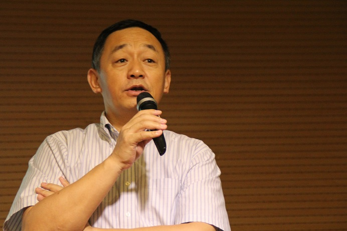 Xiao Feng, deputy board chairman and executive director of Wangxiang Group