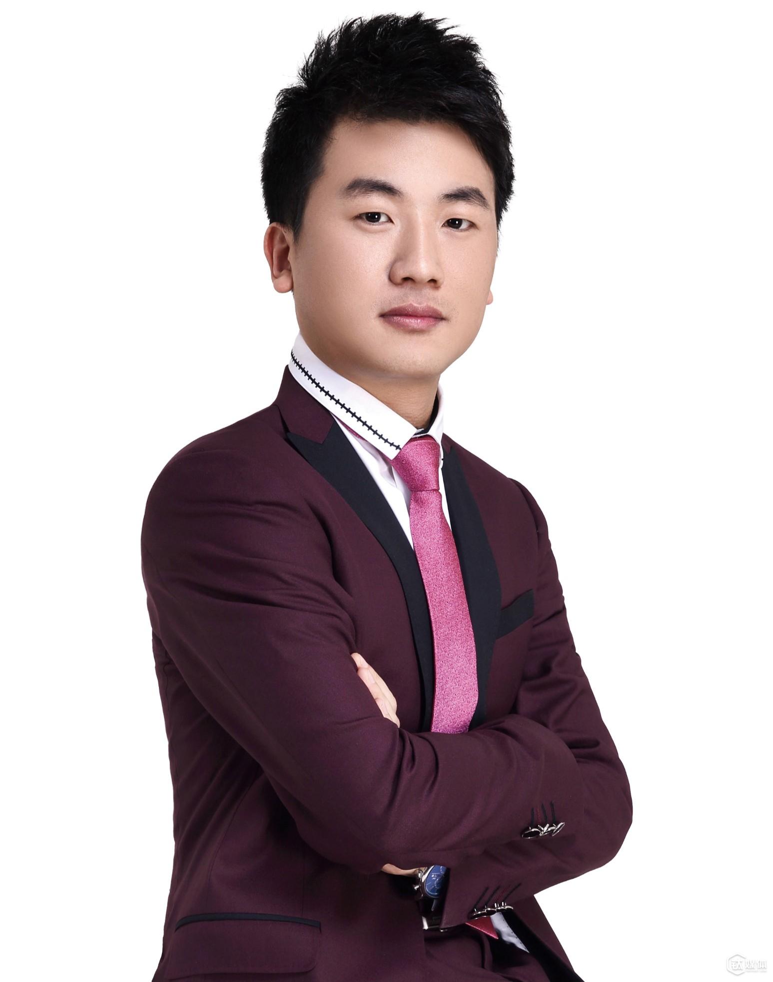 WeMedia董事长兼CEO李岩