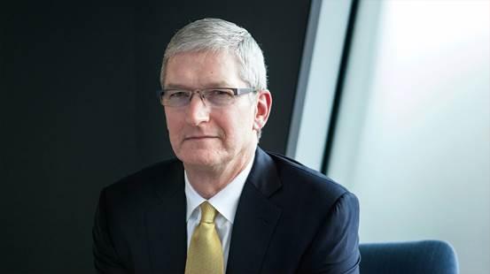 苹果CEO蒂姆·库克