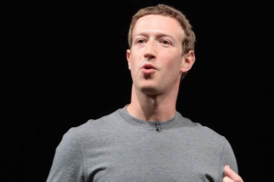 Facebook CEO马克·扎克伯格