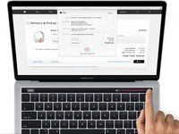 【钛晨报】新MacBook Pro增加触控条,支持指纹解锁和Apple Pay