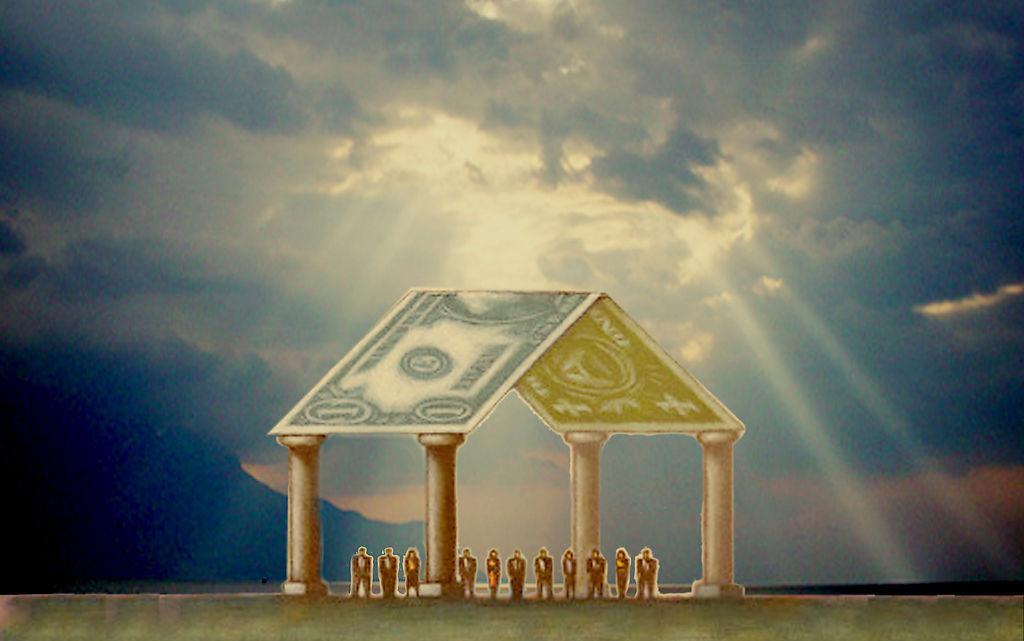 """互联网金融只是""""前传"""",,基于智能与生态的数字金融才是未来"""