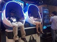 大型VR游乐设备崛起,VR线下体验馆或进入洗牌阶段