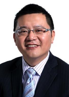 阿里影业董事局主席 俞永福