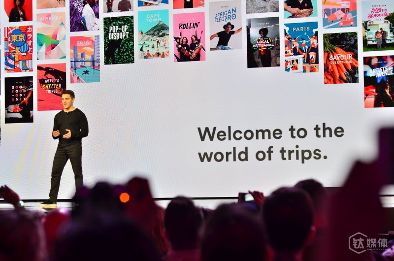 Airbnb 创始人 Brian Chesky 发布新产品 Trips