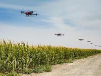 无人机只能用来航拍?大疆认为它也是农民伯伯的好帮手