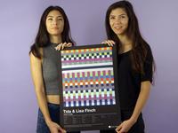 戴上这条DNA围巾,瞬间变身科技圈最懂时尚的人儿