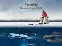 钓鱼也开始变得可视化?PowerRay 小海鳐亮相CES 2017