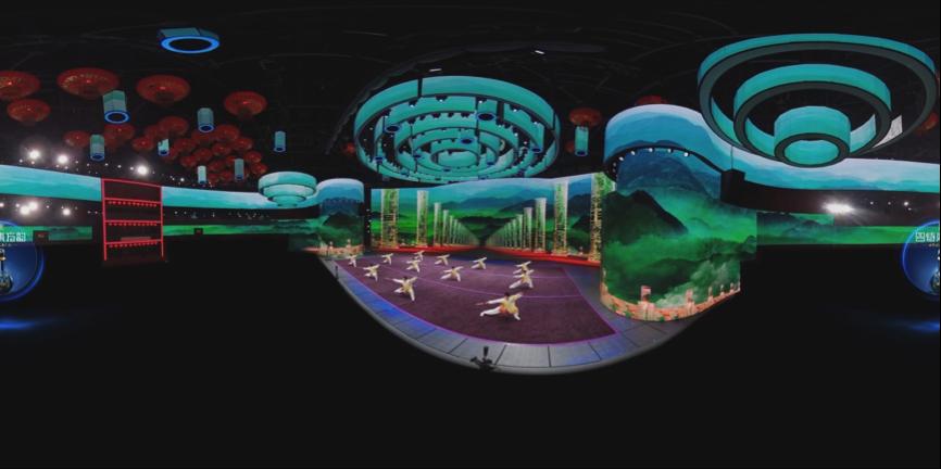 360°全景视频