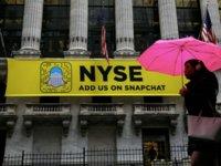 传Snapchat将在纽交所挂牌交易,本周公布IPO信息