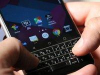 黑莓手机回来了,保留物理键盘的它还会是高管们的心头好吗 | CES 2017