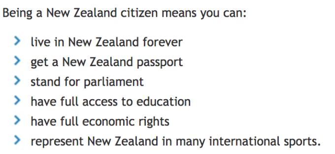 作为新西兰公民可享受的权利。图/techcrunch.com。