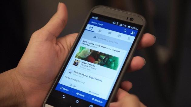 "Facebook""趋势话题""(Trending)版块"