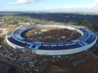 """乔布斯的最后一件作品,苹果新总部""""飞船""""即将上线"""