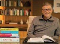 比尔·盖茨开了微信公众号,这个事情是真的
