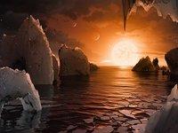 快来寻找外星人,NASA宣布发现7颗或适宜生存的类地球行星!