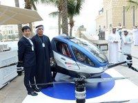 亿航184载人飞行器首次试运营,客户是迪拜的土豪