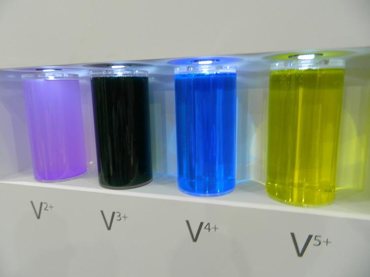 液流电池取代锂离子电池?它们中间还隔着一个石墨烯-钛媒体官方网站