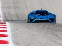 无人驾驶能跑多快?蔚来汽车EP9创造了时速257公里的世界纪录