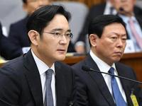 """韩国特检组将再次传唤三星""""太子""""李在镕"""